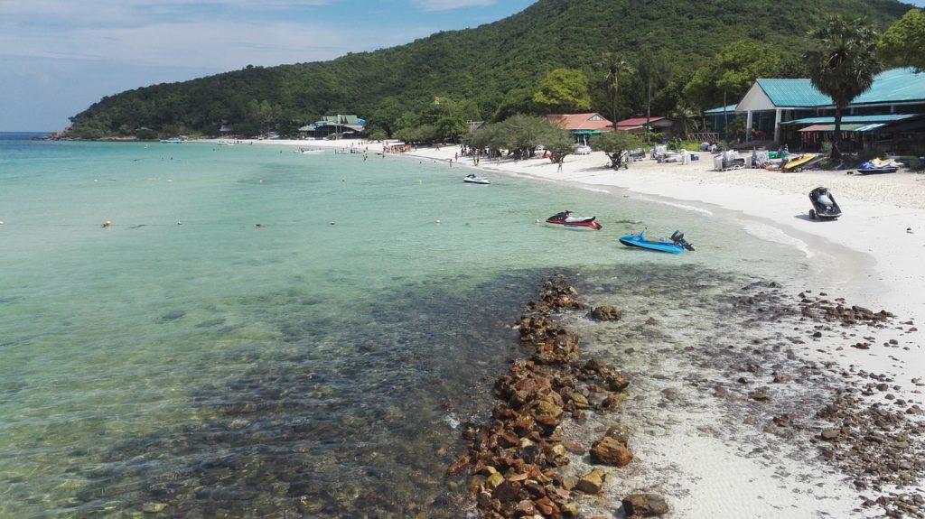 Urlaub ohne Koffer packen – Koh Phangan